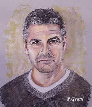 George Clooney par pascou